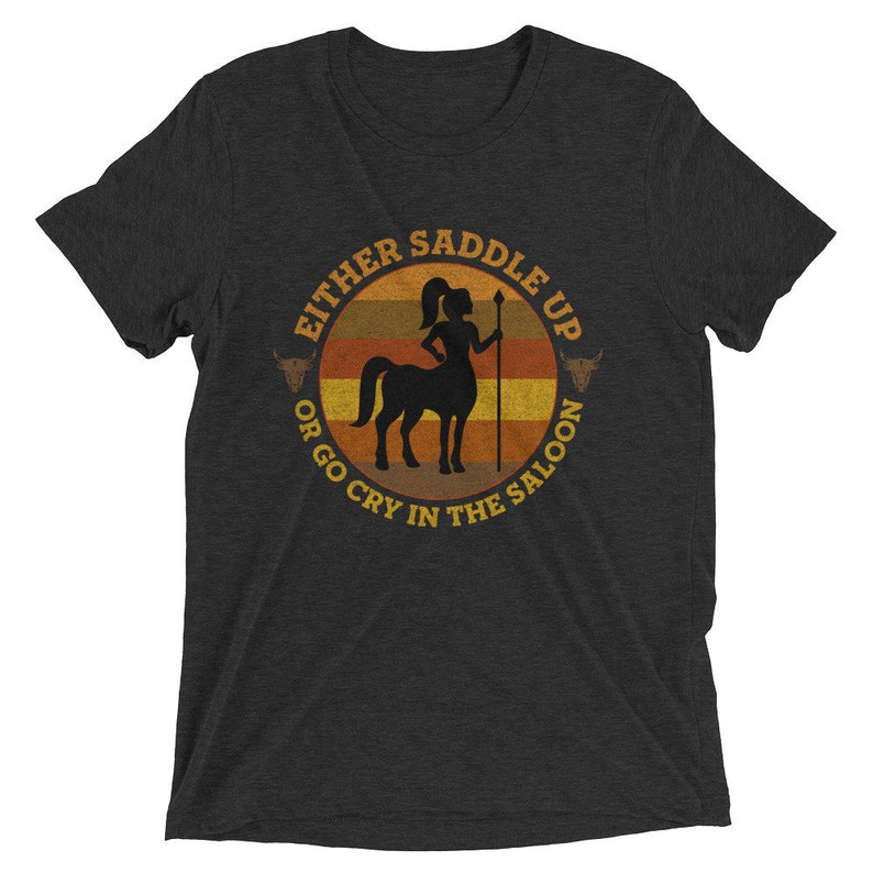 ec5391b5 Bull Riders Cry Baby Outlaw Short-Sleeve Unisex T-Shirt for   Etsy