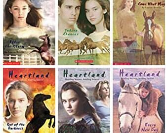 Heartland Book Series