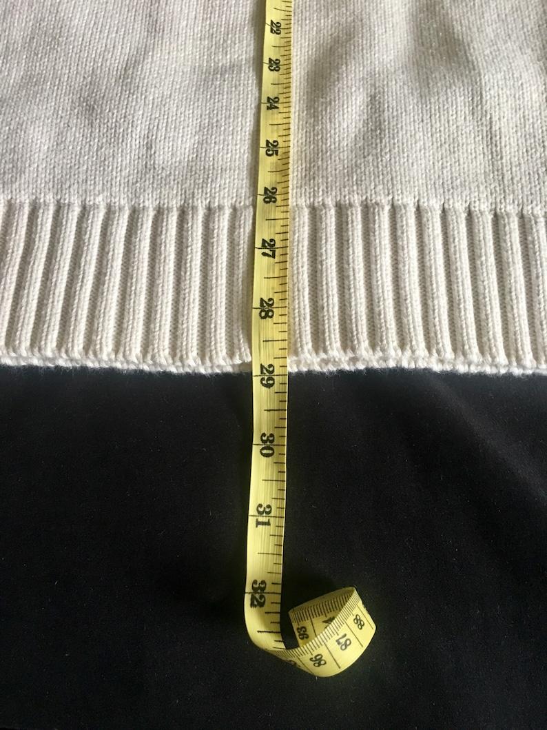 Vintage /'90s Tommy Hilfiger Knit Sweater Size XL!