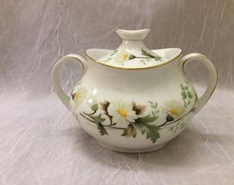 Royal Doulton Clairmont Sugar Bowl with Lid