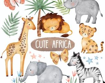 African Animals, Jungle, Safari