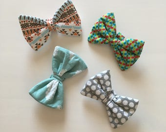 Dog Bow Tie - choose your favorite pattern!