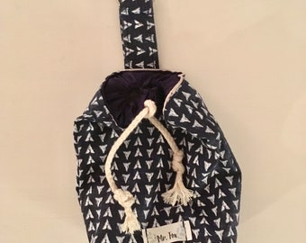 Treat Bag / Futterbeutel - choose your favorite pattern!