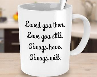 Love Mugs, All About Love Mug, Always You Mug, Love You Mug Gifts Coffee Mug 5/10