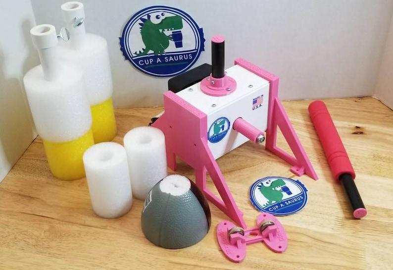 Cup-A-Saurus Baby Raptor Starter Kit  CUPASAURUS image 0