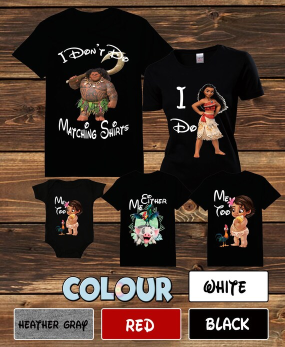 Disney Para hombre Moana Maui T-Shirt