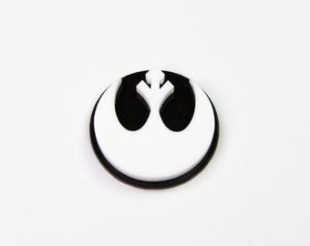 Star Wars Brooch Rebel Alliance