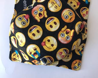 Set of 2 Microwave Bowl Cozies (Emoji)