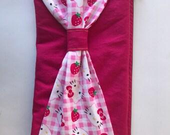 Hello Kitty Clutch/Makeup bag