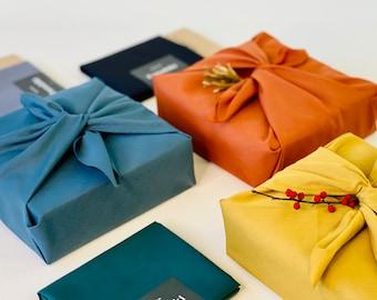 Furoshiki reusable gift wrapping Japanese wrapping cloth