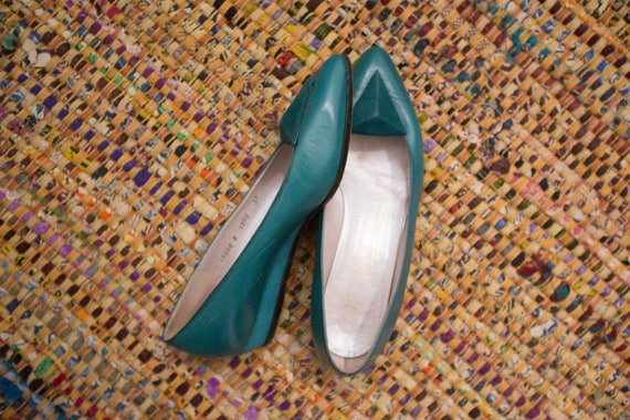 Rare! Perfect 80'S 80'S 80'S Chaussure s T37 (eur) 0145c6