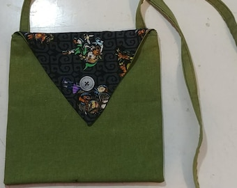 Majora's Mask Geek Accessory Bag/Purse/Satchel