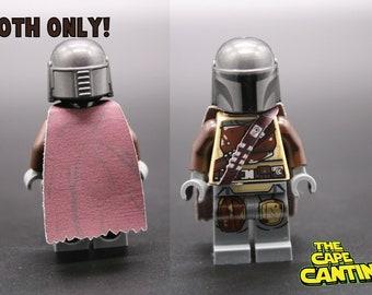 LEGO Custom Cape Cloth Ancient Rome Roman Soldier Armour Set Lot YOU CHOOSE