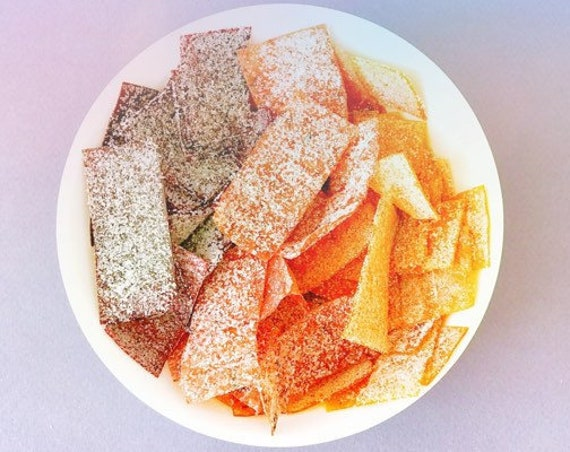 Candy in bulk, natural fruit candy, fruit candies, natural candy