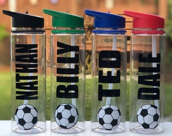Everton Everton Gift Football Team. Football Team Water Bottle Personalised