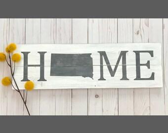 South Dakota Home Sign