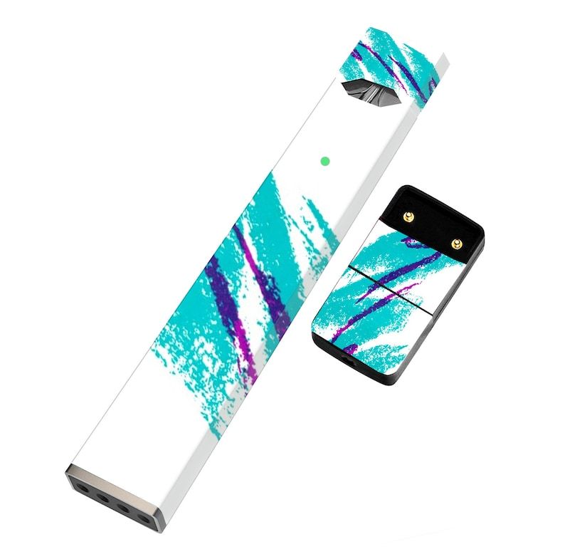 JUUL Skin Full Protective Wrap Sticker - Jazz Cup