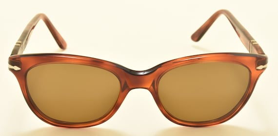 Persol Meflecto Ratti classic shape / tortoise frame / 80s / NOS / Made in Italy / Vintage sunglasses
