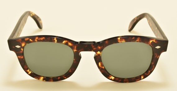 Kador 6104 wayfarer shape / high quality acetate frame / NOS / 90S / Handmade in Italy / really exclusive / Vintage sunglasses