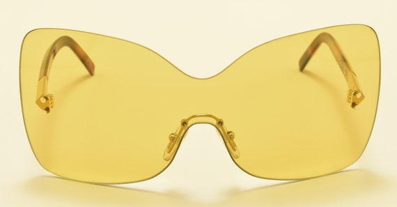 FENDI FS5273 col. 799 / Oversize Square Limited Edition sunglasses / Super stylish / NOS / Made in Italy / Acetate and metal frame