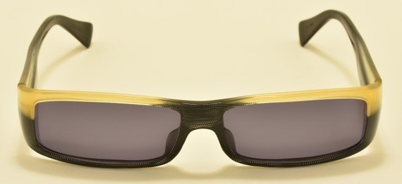 Alain Mikli A0506 16 squared shape / nice acetate frame / NOS / Hand made in France / Vintage sunglasses