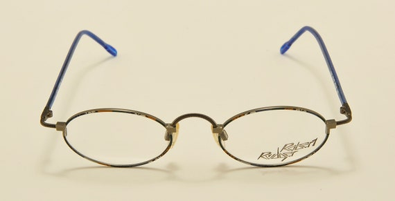 Rober Rodger 0018 oval shape / light frame / 80s model / NOS / Made in Austria / Vintage eyeglasses