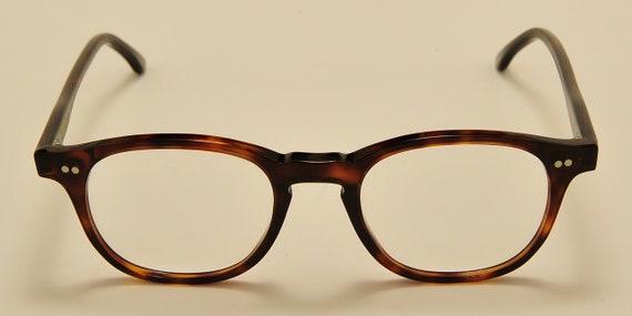 Kador 519 classic shape / acetate tortoise frame / NOS / 90S / handmade in Italy / elegant taste / Vintage eyeglasses