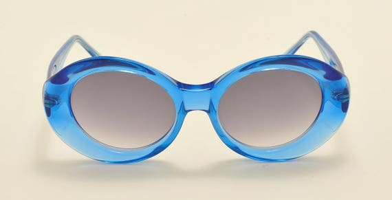 Robert La Roche mod. S 144 oversized shape / acetate frame / 80s / NOS / Made in Austria / Vintage sunglasses