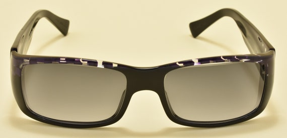 Alain Mikli A0785 97 squared shape / acetate frame / NOS / Hand made in France / Vintage sunglasses