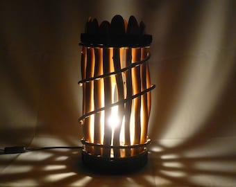 Cage Light lamp