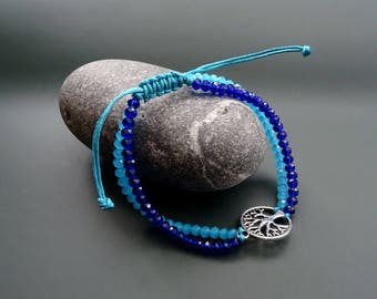 Beautiful Bracelet Exclusive Design, Glass ~ 9 g