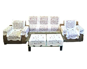 Wondrous Indian Handmade 5 Seater Sofa Slipcover Sofa Cover 27X23 Etsy Pabps2019 Chair Design Images Pabps2019Com