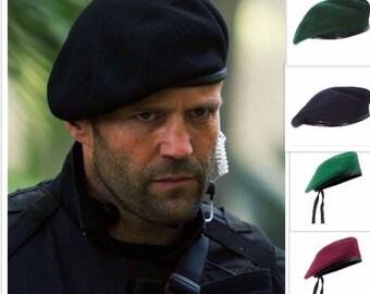 2a6aaa2b Che Guevara Military Men & Woman Wool Beret army Cap