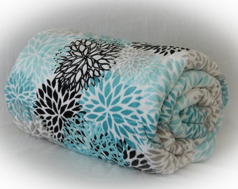Weighted Blanket Adults - Help for those with Insomnia, Anxiety, Autism, Stress - Customize Colors, Size & Weight