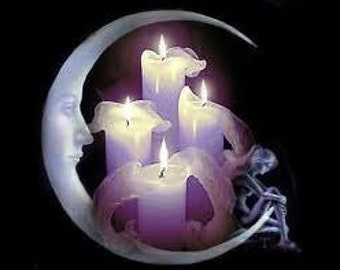 Candle Light Blessings- Reiki Infused