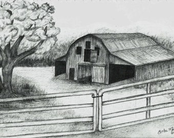 Spring time at the Barn