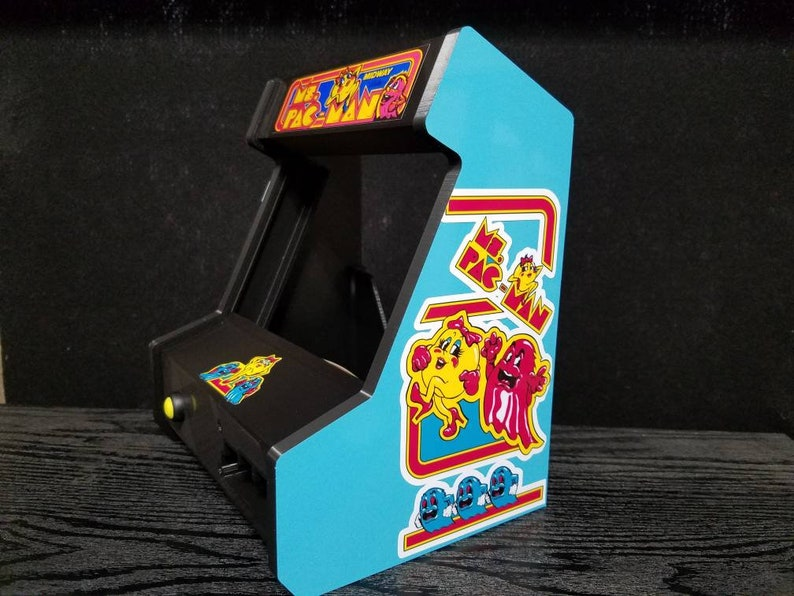 RetroPie Arcade Cabinet DIY Kit 7 inch (Raspberry Pi 3 not Included)