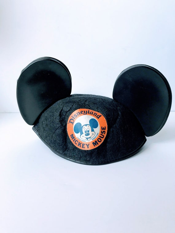 Disney Cappello Mouse OrecchieEtsy Club Mickey Vintage qR4LA3j5