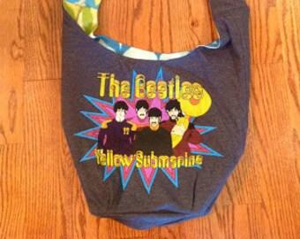 Yellow Submarine Crossbody Bag