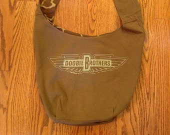 Doobie Brothers 2011 Rockin' Down the Highway Tour Crossbody Bag