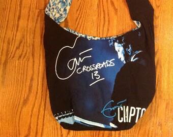 "Eric Clapton ""Crossroads"" Crossbody Bag"