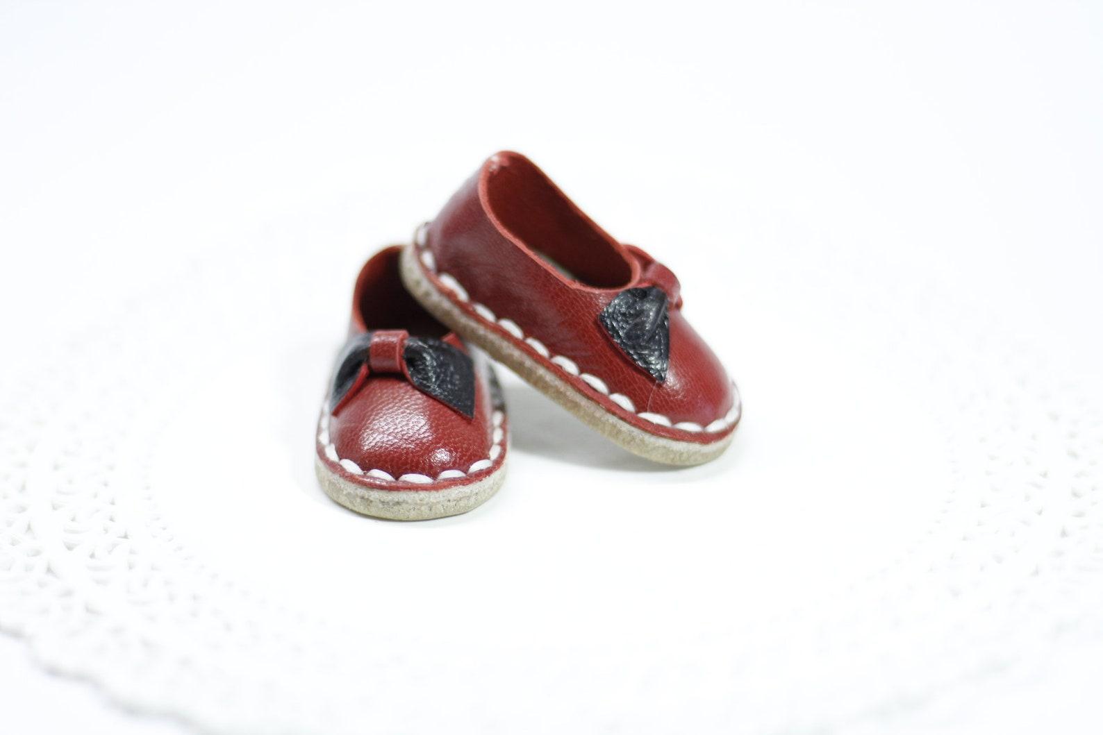 5,3cm-bjd ballet shoes-minifee shoes-a-line minifee fairyland-aktive line minifee-1/4bjd-msd size doll-msd shoes-minifee outfit-