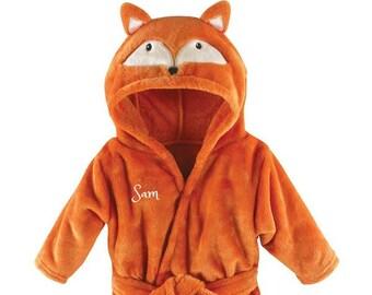 207b28729 Baby fox robe