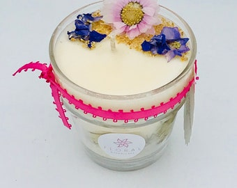 Tiny Tim's Tulip Flowerpot Candle