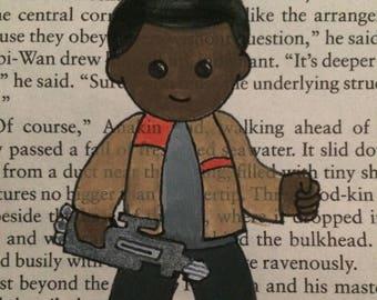 Big Deal Finn Book Art