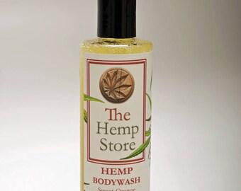 Organic Hemp Bodywash
