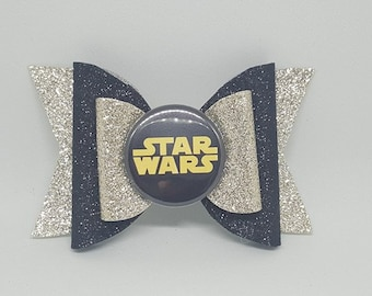 Star Wars Inspired Bow // Star Wars Bow // Disney Bow