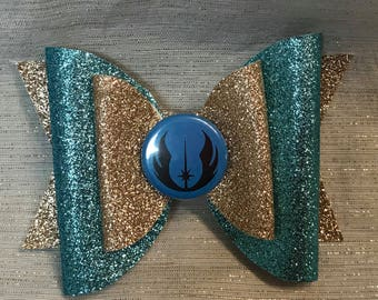 Jedi Order Bow // Star Wars Bow // Disney Bows