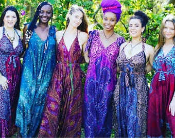 b15f6904a3d71 Jumpsuit Women Tye Dye Dress Harem Pants Women Summer Dress Other Colors  Available