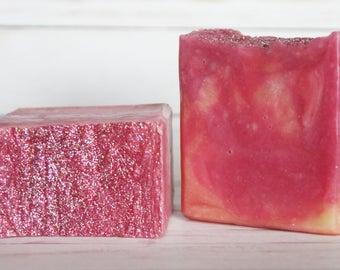 Girls Night Out MEGA soap bar - Love Spell Type Soap - Palm Free - Vegan Friendly